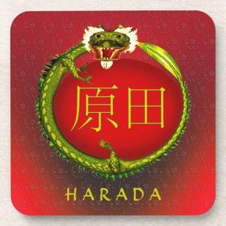 Harada Monogram Dragon Coaster