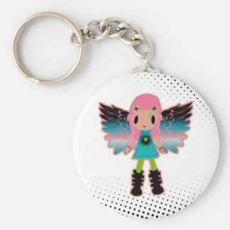 Harajuku Fairy Keychain (light)