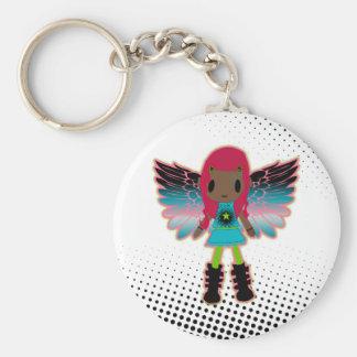 Harajuku Fairy Keychain (med)