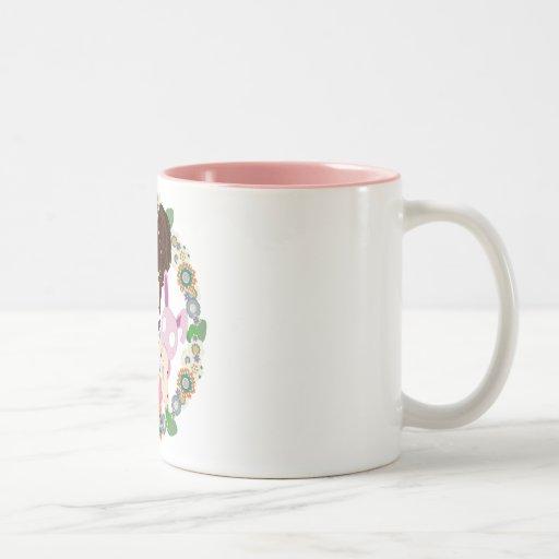 Harajuku Girl Yuriko Coffee Mugs