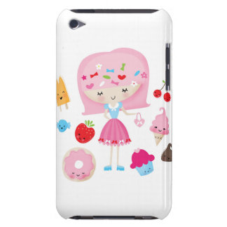 Harajuku Japanese Girl ipod case
