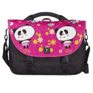 Harajuku Pandas fashion Cute Panda Commuter Bags