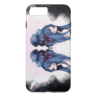 Harajuku style iPhone 7 plus case