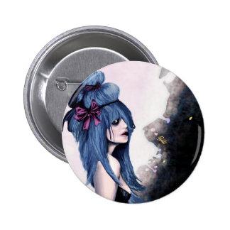 Harajuku style pinback button