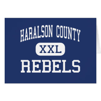 Haralson County Rebels Middle Tallapoosa Card