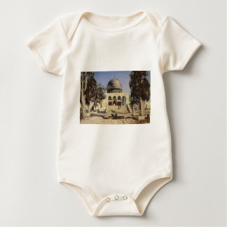 Haram Ash-Sharif - the square where the ancient Baby Bodysuit