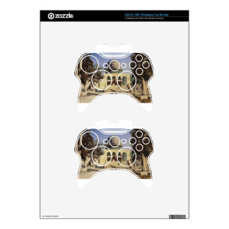 Haram Ash-Sharif - the square where the ancient Xbox 360 Controller Decal
