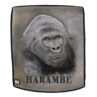 Harambe (Graphite Drawing) Backpack