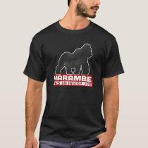 Harambe Was an Inside Job Gorilla 2016 T-Shirt