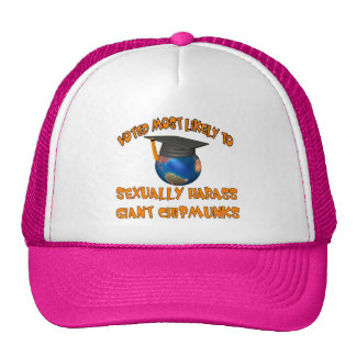 Harass Chipmunks Hat