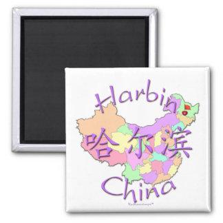 Harbin China Magnet