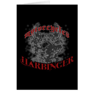Harbinger Motorcycles Card