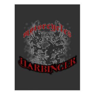 Harbinger Motorcycles Postcard