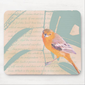 HARBINGER OF SPRING MOUSE PAD