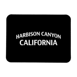 Harbison Canyon California Magnet