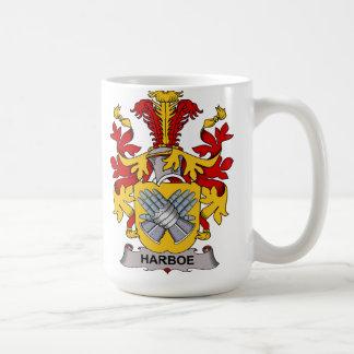 Harboe Family Crest Coffee Mug
