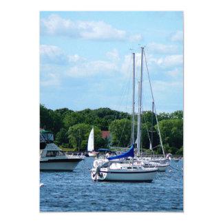 Harbor at Bristol RI Card