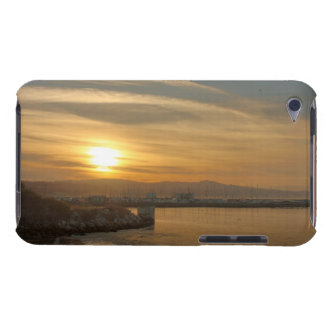 Harbor at Dawn 1 iPod Touch Case-Mate Case