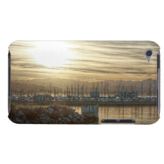 Harbor at Dawn 3 iPod Touch Case-Mate Case