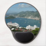 Harbor at St. Thomas US Virgin Islands Gel Mouse Pad