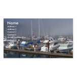 Harbor Boats Double-Sided Standard Business Cards (Pack Of 100)