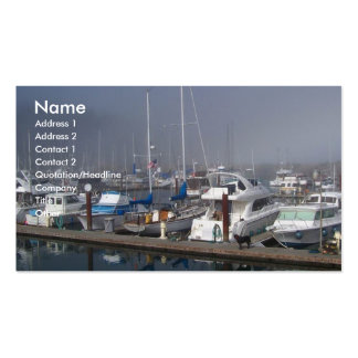 Harbor Boats Business Cards