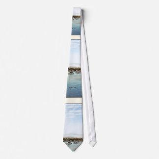 Harbor Boats Tie