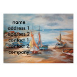 Harbor Business Card