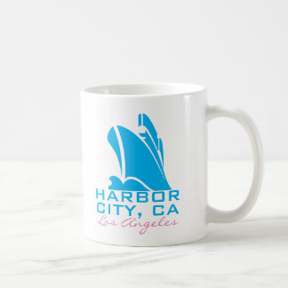 Harbor City California Coffee Mug