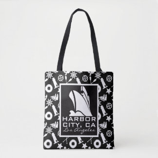 Harbor City California NF Tote Bag