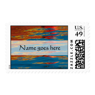 Harbor Colors Postage