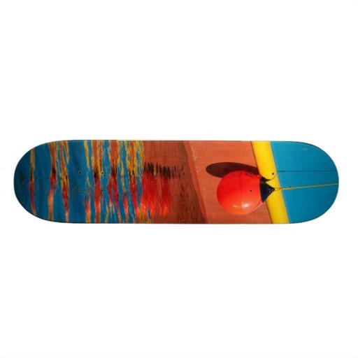 Harbor Colors Skateboard Decks