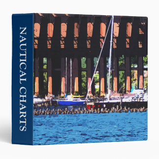 Harbor Docks Binder