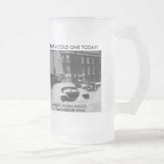 HARBOR INN - Frosted Mug