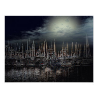 Harbor Lights Posters