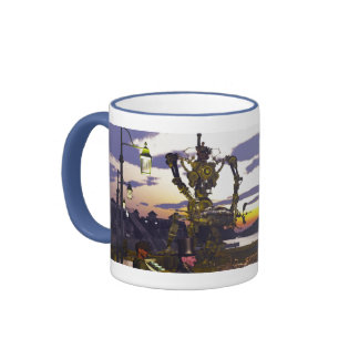 Harbor Master, by Joseph Maas Coffee Mugs