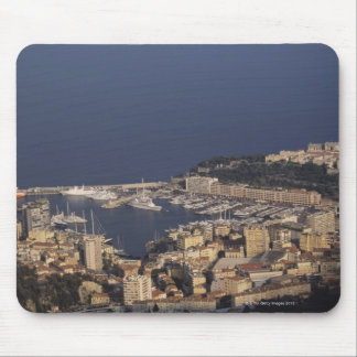 Harbor, Monte Carlo, French Riviera, Cote d' 2 Mouse Pad