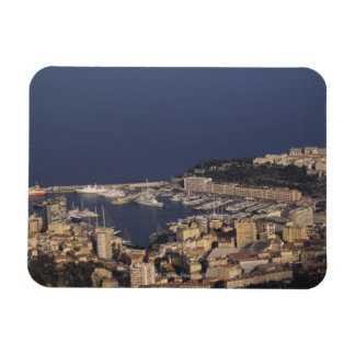 Harbor, Monte Carlo, French Riviera, Cote d' 2 Flexible Magnets