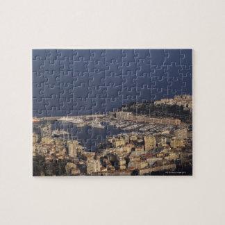 Harbor, Monte Carlo, French Riviera, Cote d' 2 Puzzle