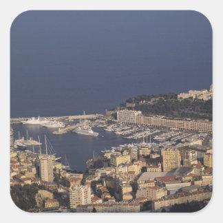 Harbor, Monte Carlo, French Riviera, Cote d' 2 Sticker