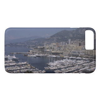Harbor, Monte Carlo, French Riviera, Cote d' 3 iPhone 8 Plus/7 Plus Case
