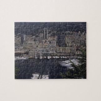 Harbor, Monte Carlo, French Riviera, Cote d' 4 Jigsaw Puzzle