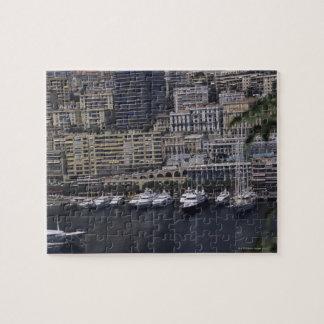 Harbor, Monte Carlo, French Riviera, Cote d' Puzzle