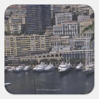 Harbor, Monte Carlo, French Riviera, Cote d' Stickers