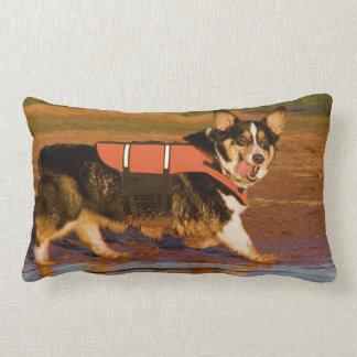 Harbor Patrol Lumbar Pillow