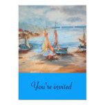 Harbor Personalized Invitations