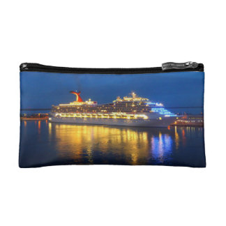 Harbor Reflections Cosmetic Bag