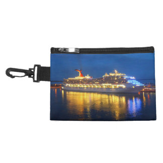 Harbor Reflections Cruise Travel Accessories Bag