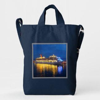 Harbor Reflections Duck Bag