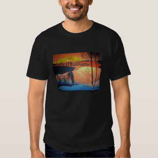 harbor scene T-Shirt